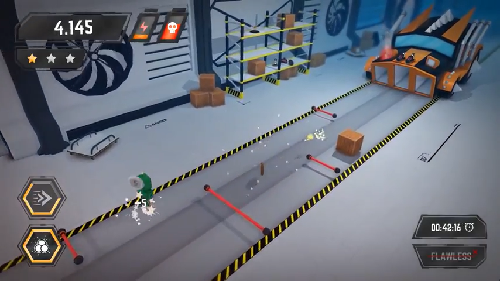 Crashbots comes to Steam next month