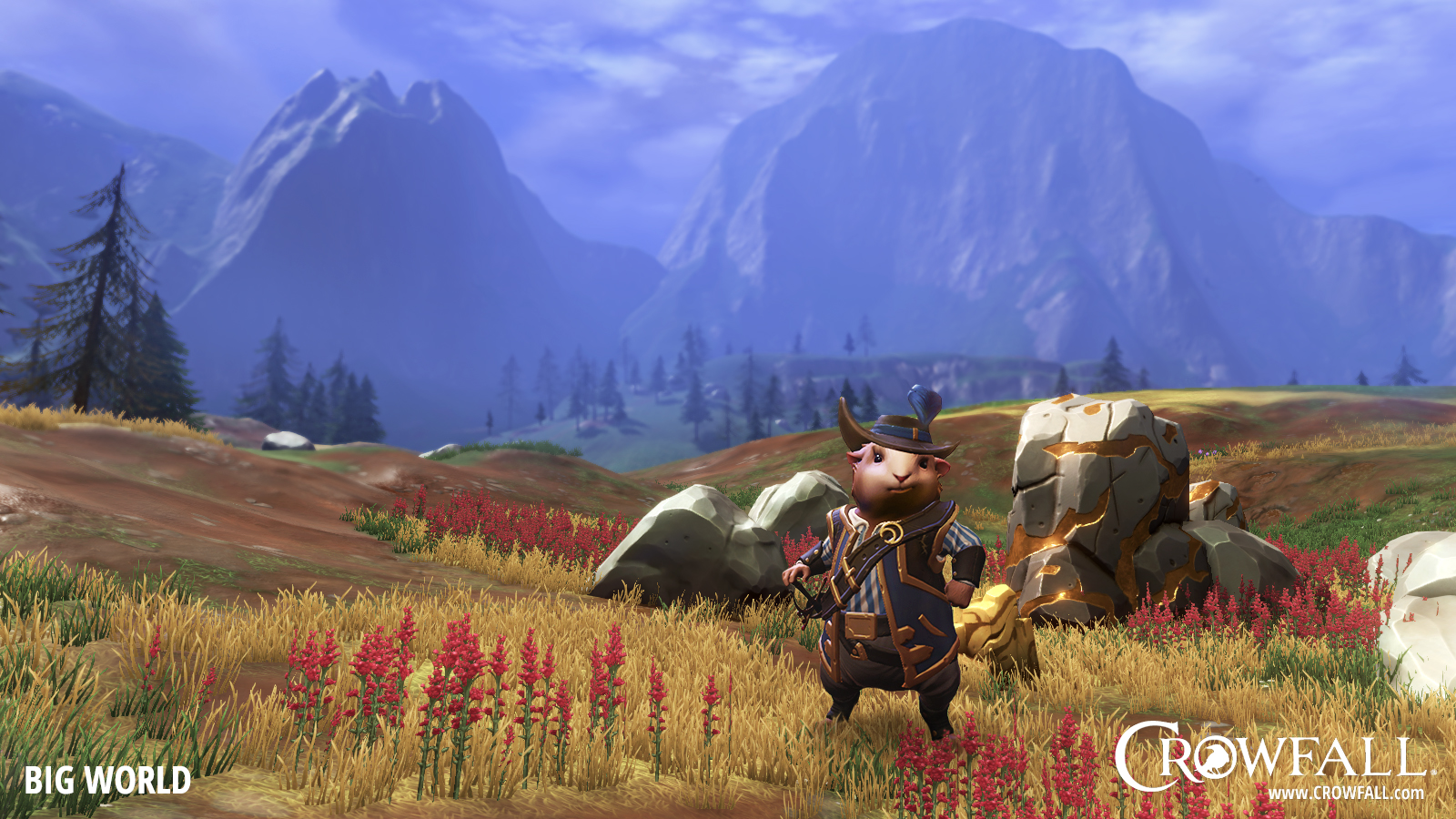 Crowfall achieves 50,000 Kickstarter supporters