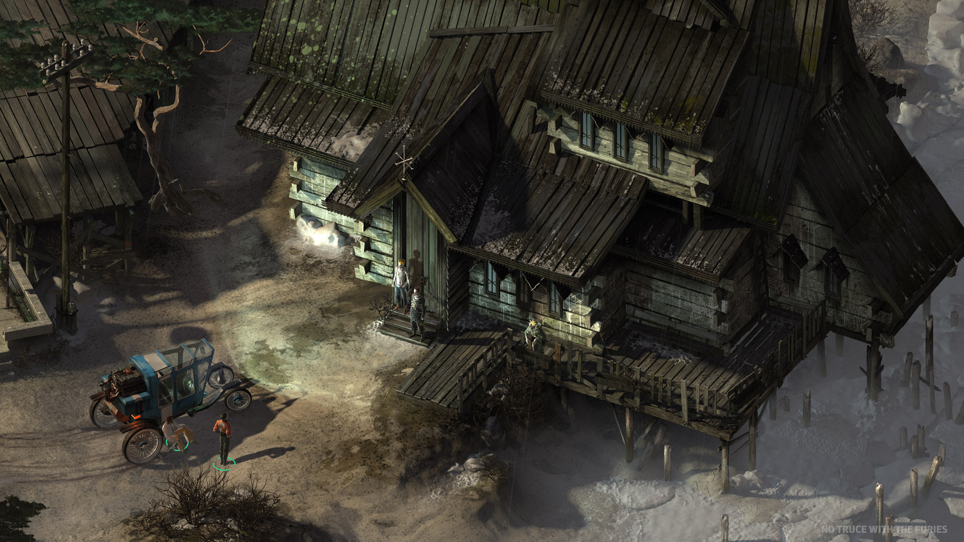 Disco Elysium preview – the best RPG of all time?