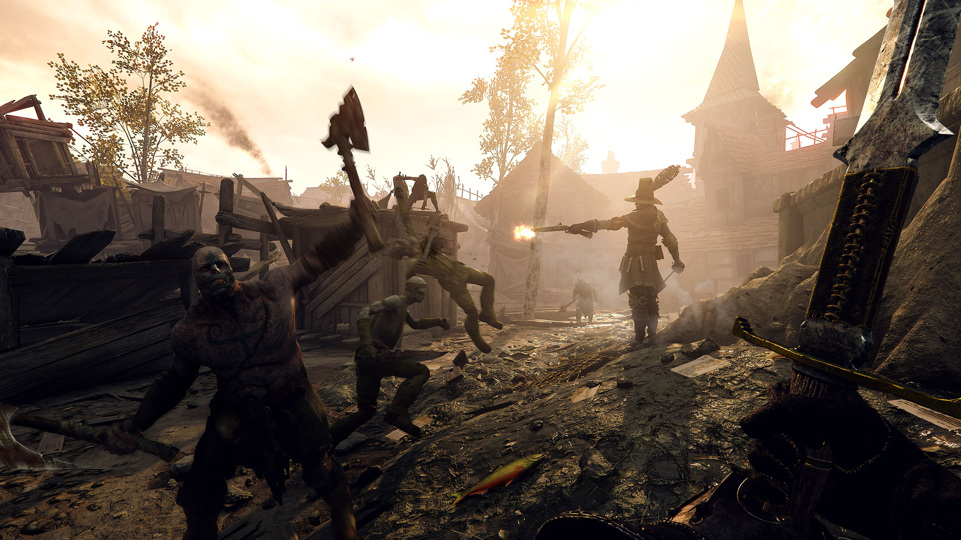 Warhammer: Vermintide 2 Shadows Over Bögenhafen Review