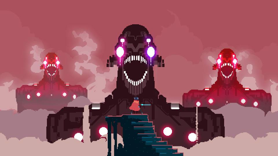 Hyper Light Drifter Nintendo Switch Review