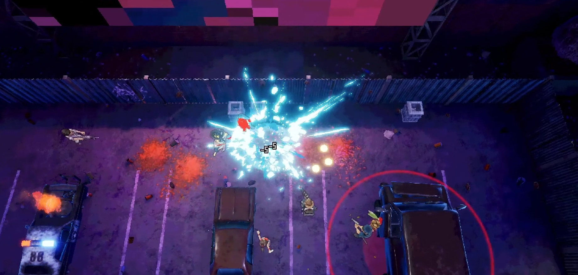 HyperParasite announced for Nintendo Switch