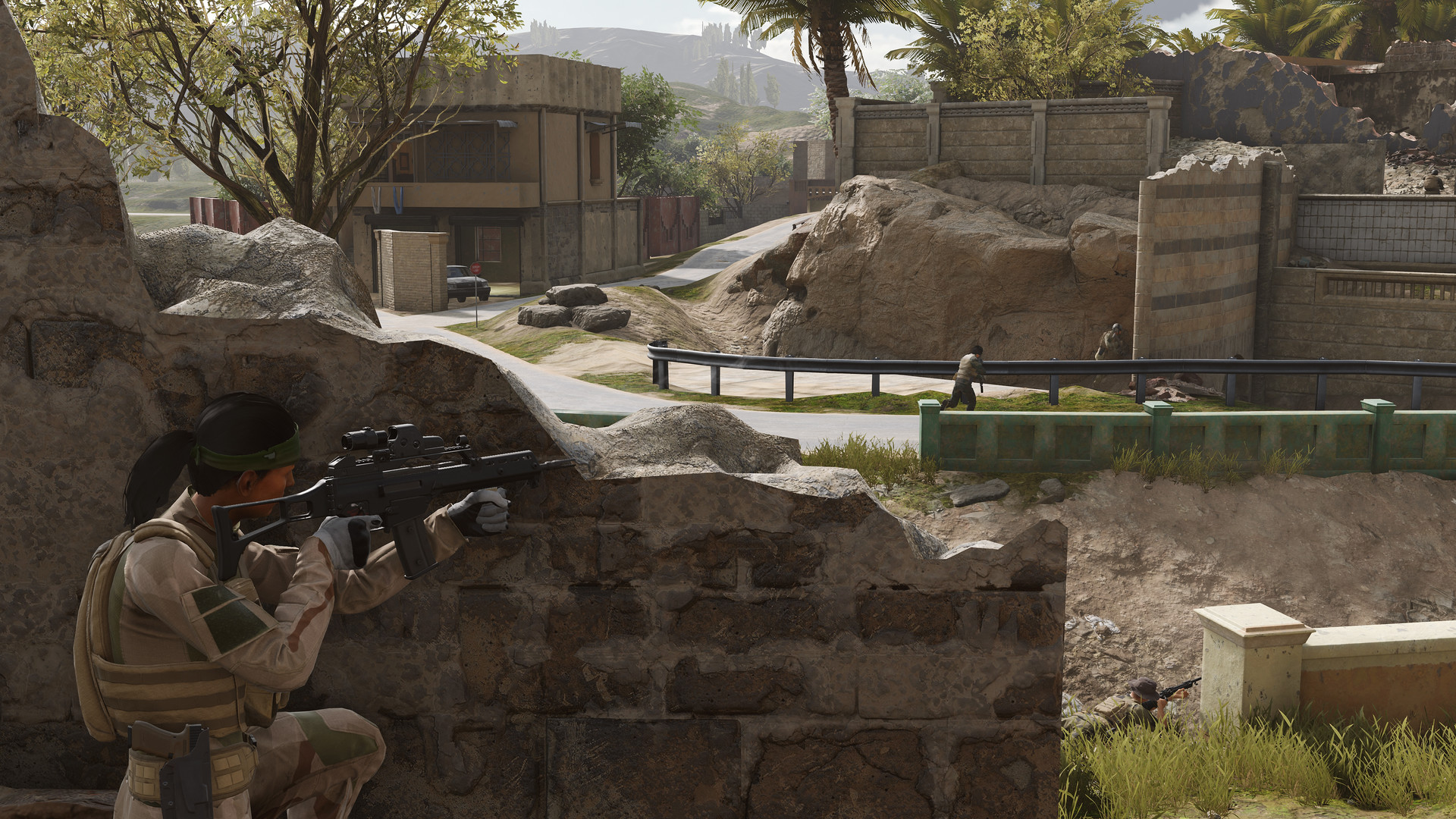 Insurgency: Sandstorm release delayed