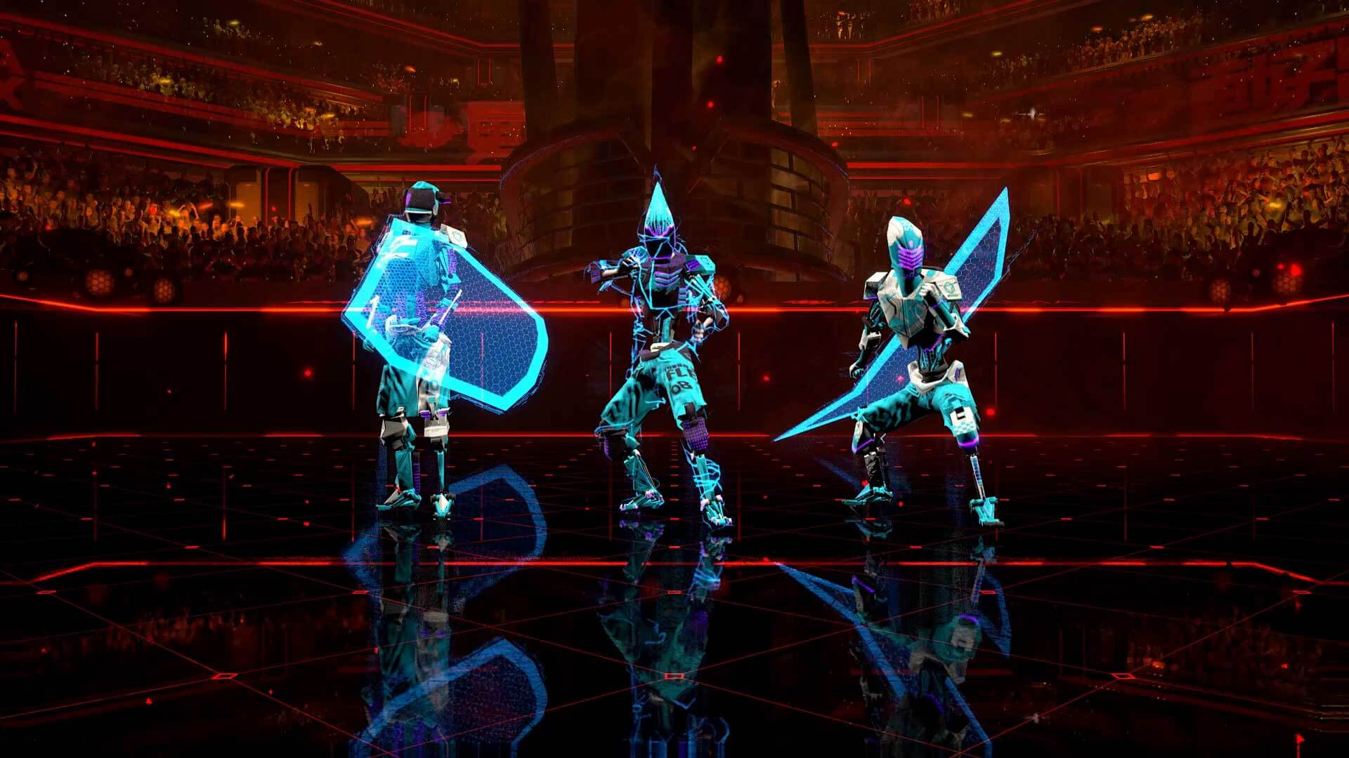 Laser League coming to PS Plus next month