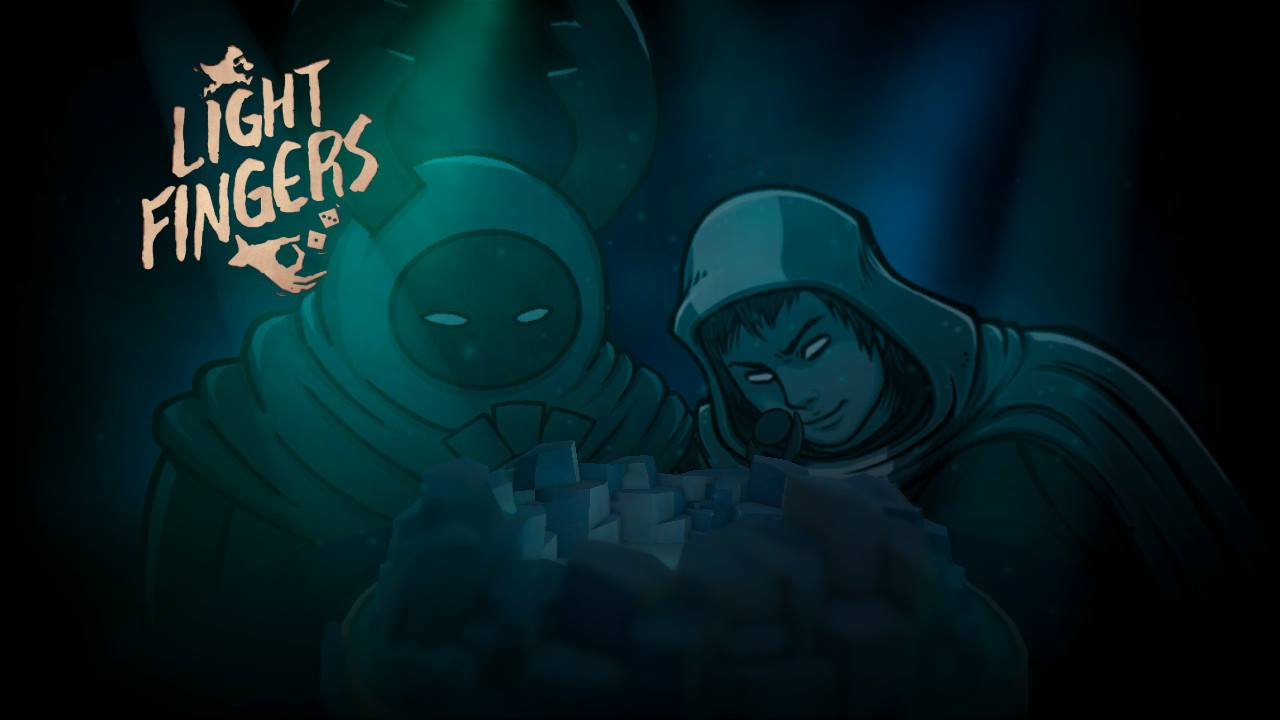Light Fingers Title Card