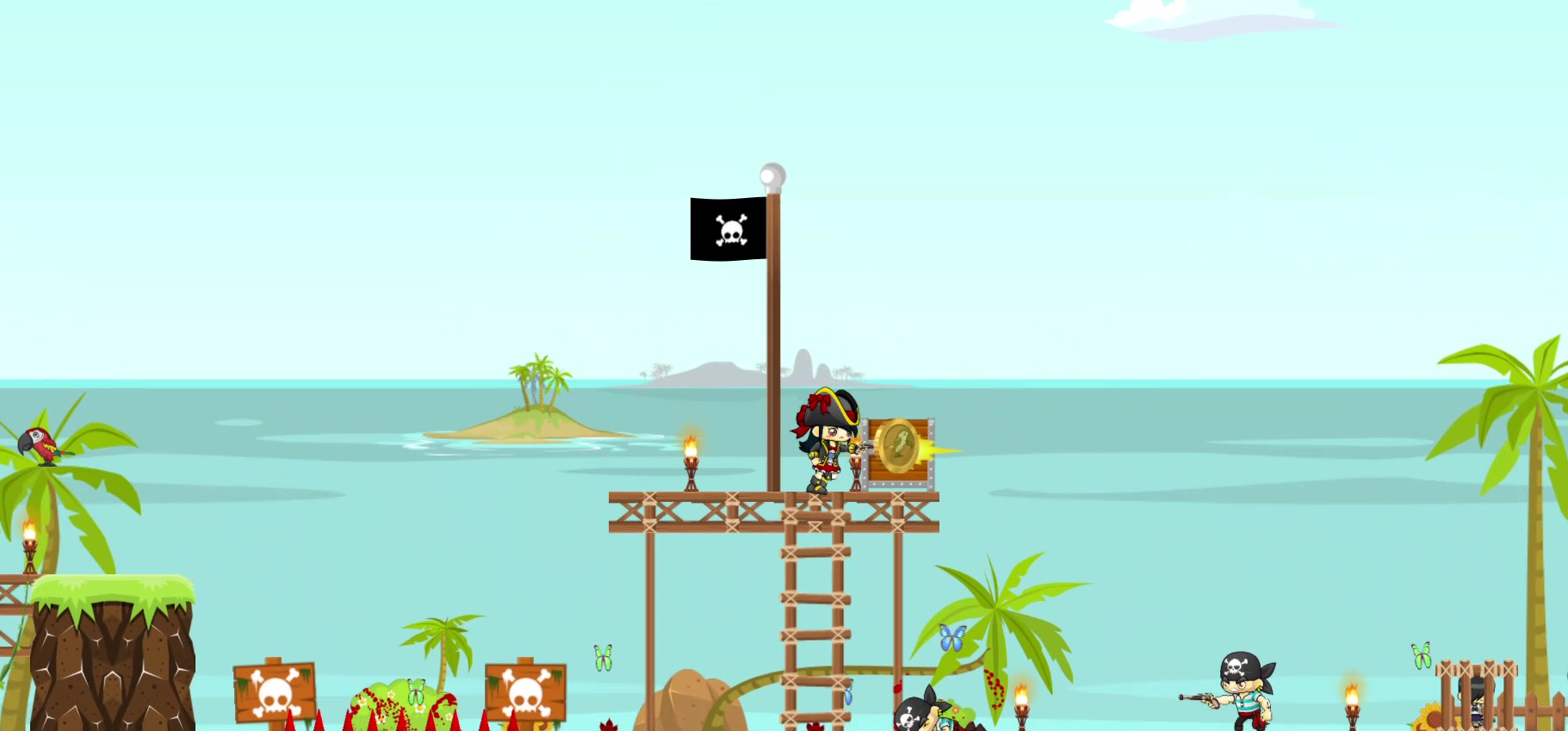 Pirate Island Rescue launches on Steam today
