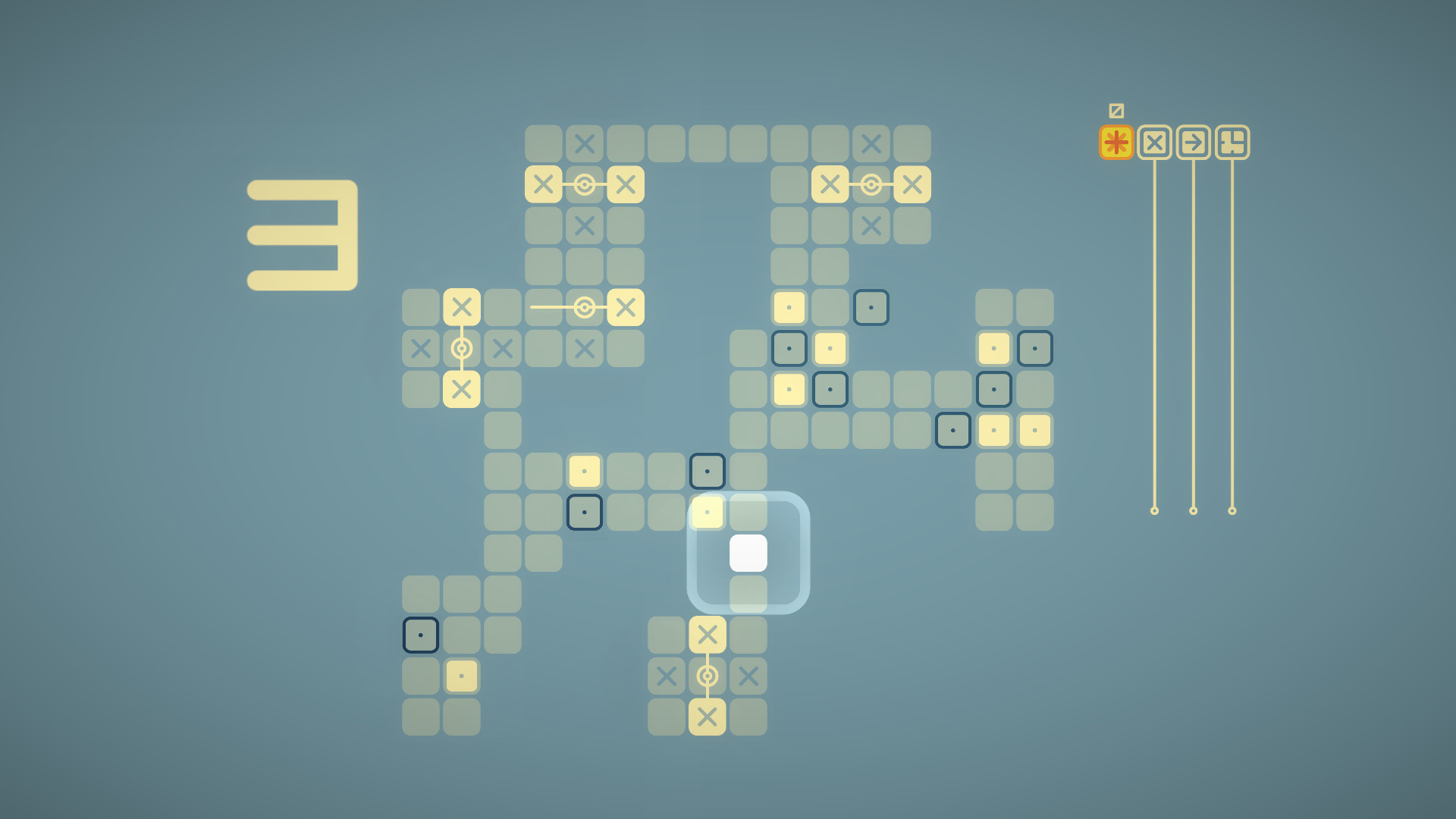 Musical puzzler Resynth grooving on Steam today