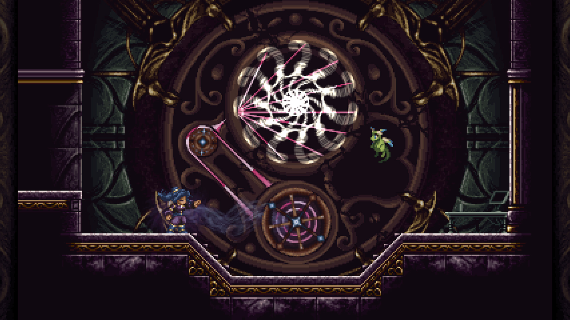 Timespinner out now on PC and consoles