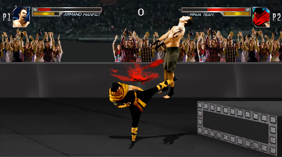Super Combat Fighter kicks off Kickstarter campaign