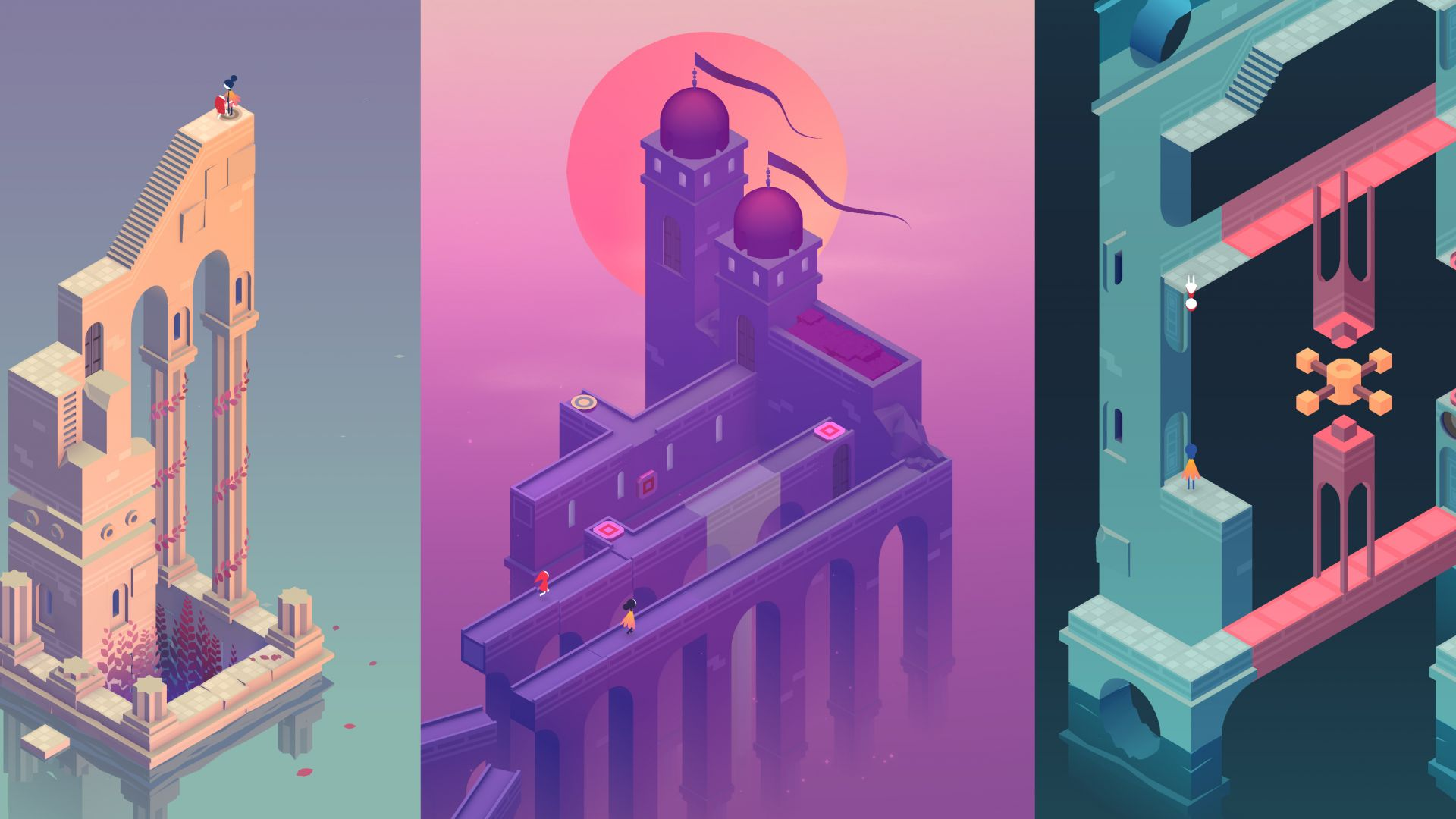 monument valley indie game movie