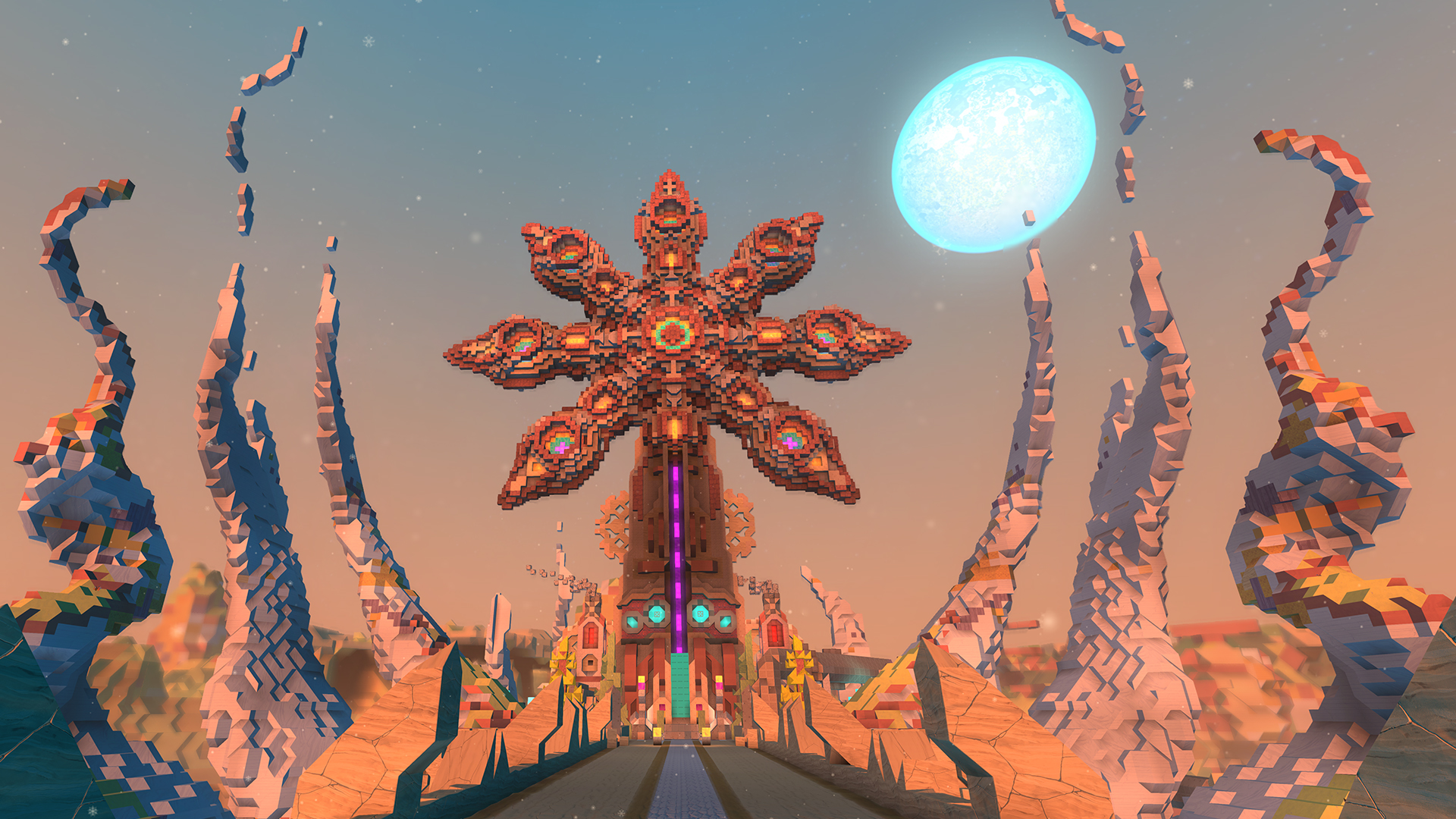Sandbox MMO Boundless out on PC and PS4