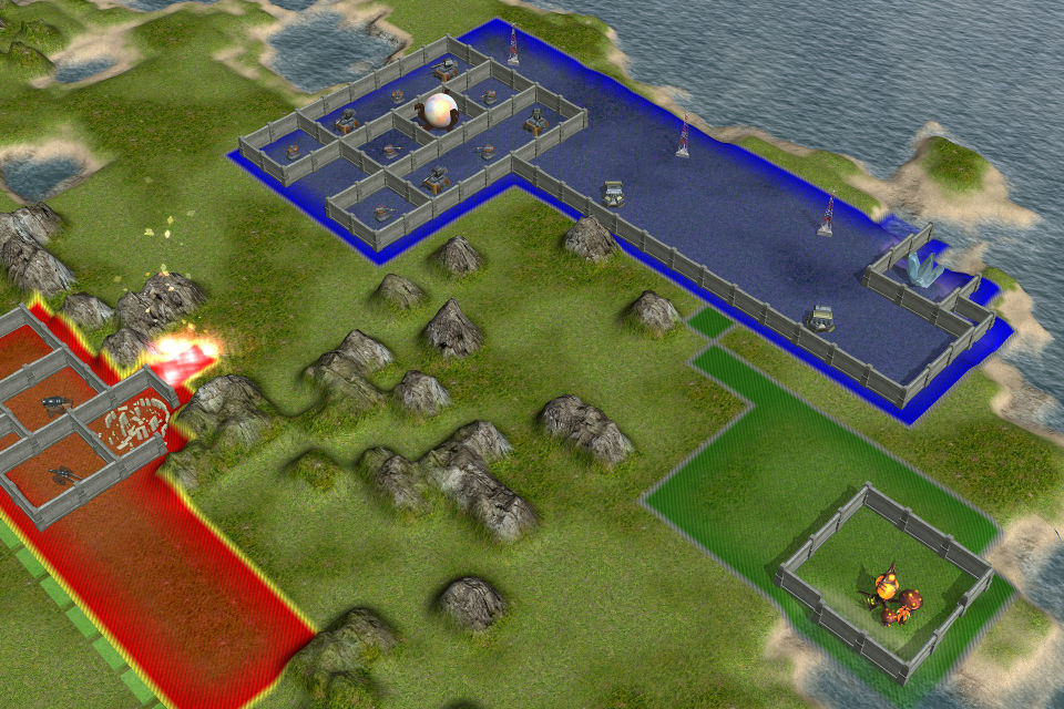 War Of Conquest launching into Steam Early Access soon