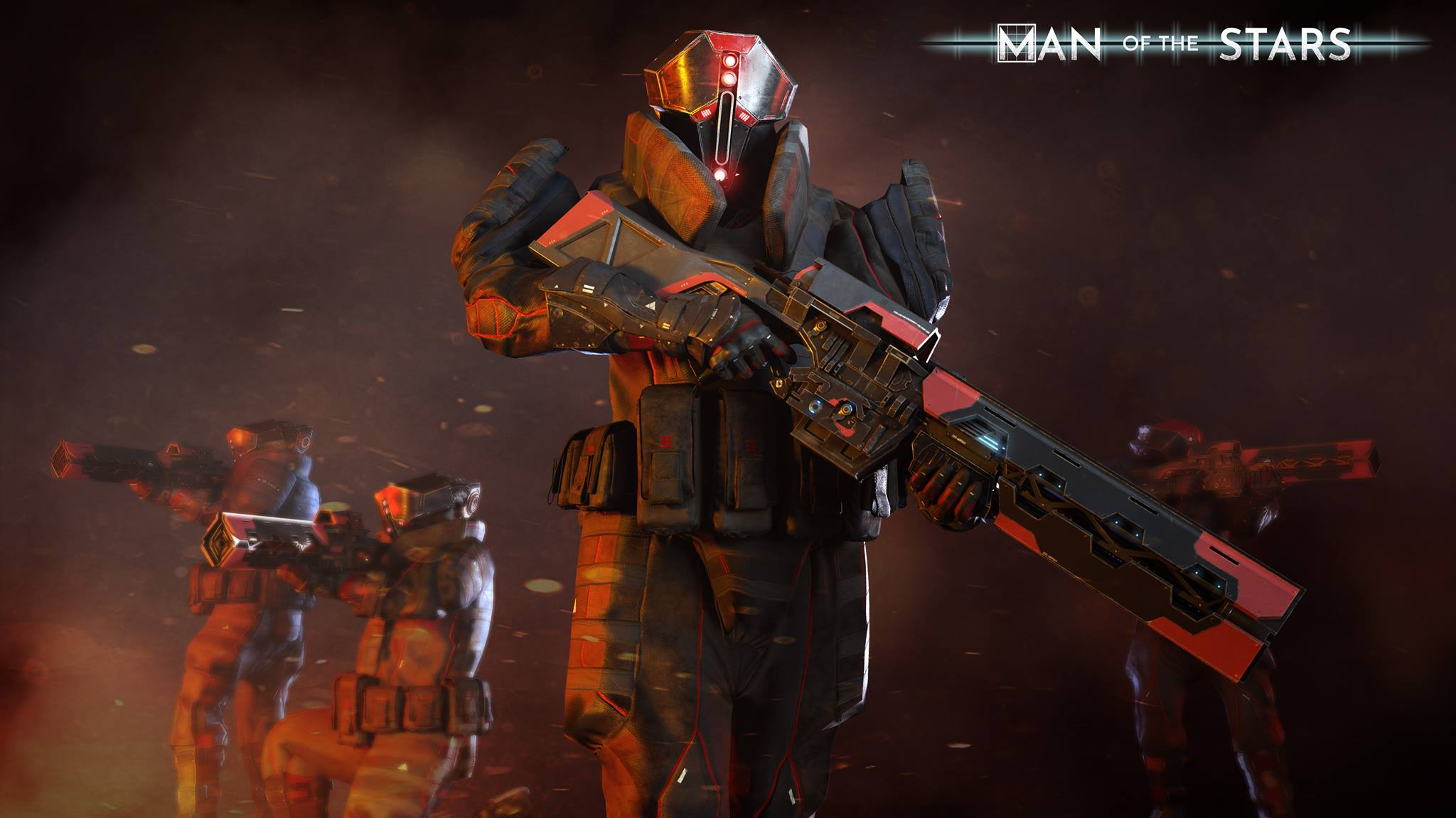 Survival sci-fi MMO Man Of The Stars gets Kickstarter campaign