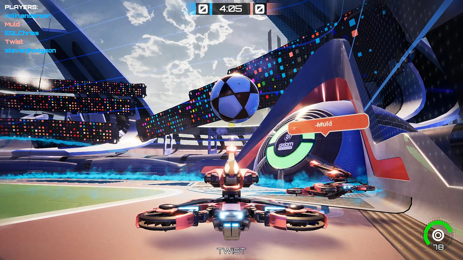 Axiom Soccer announces closed beta tournament