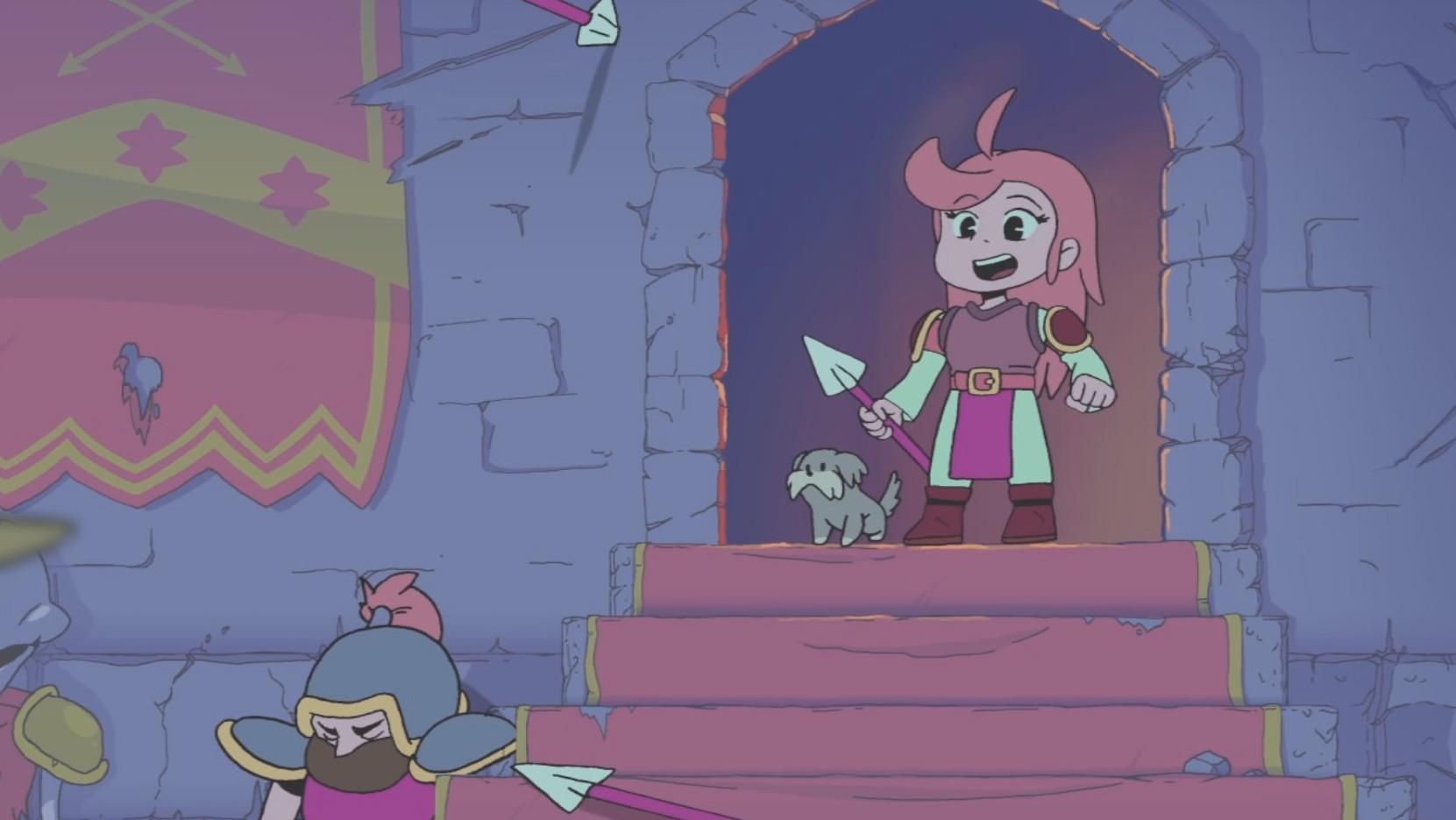 Battle Princess Madelyn multiplatform release announced
