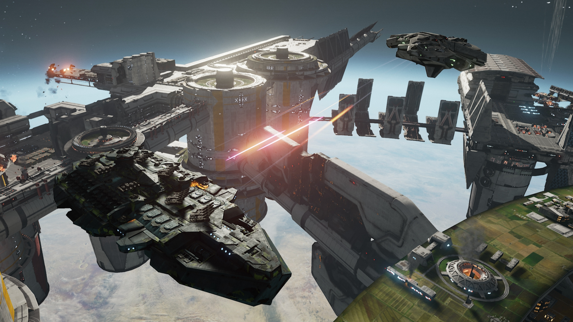 Dreadnought has launched onto Steam