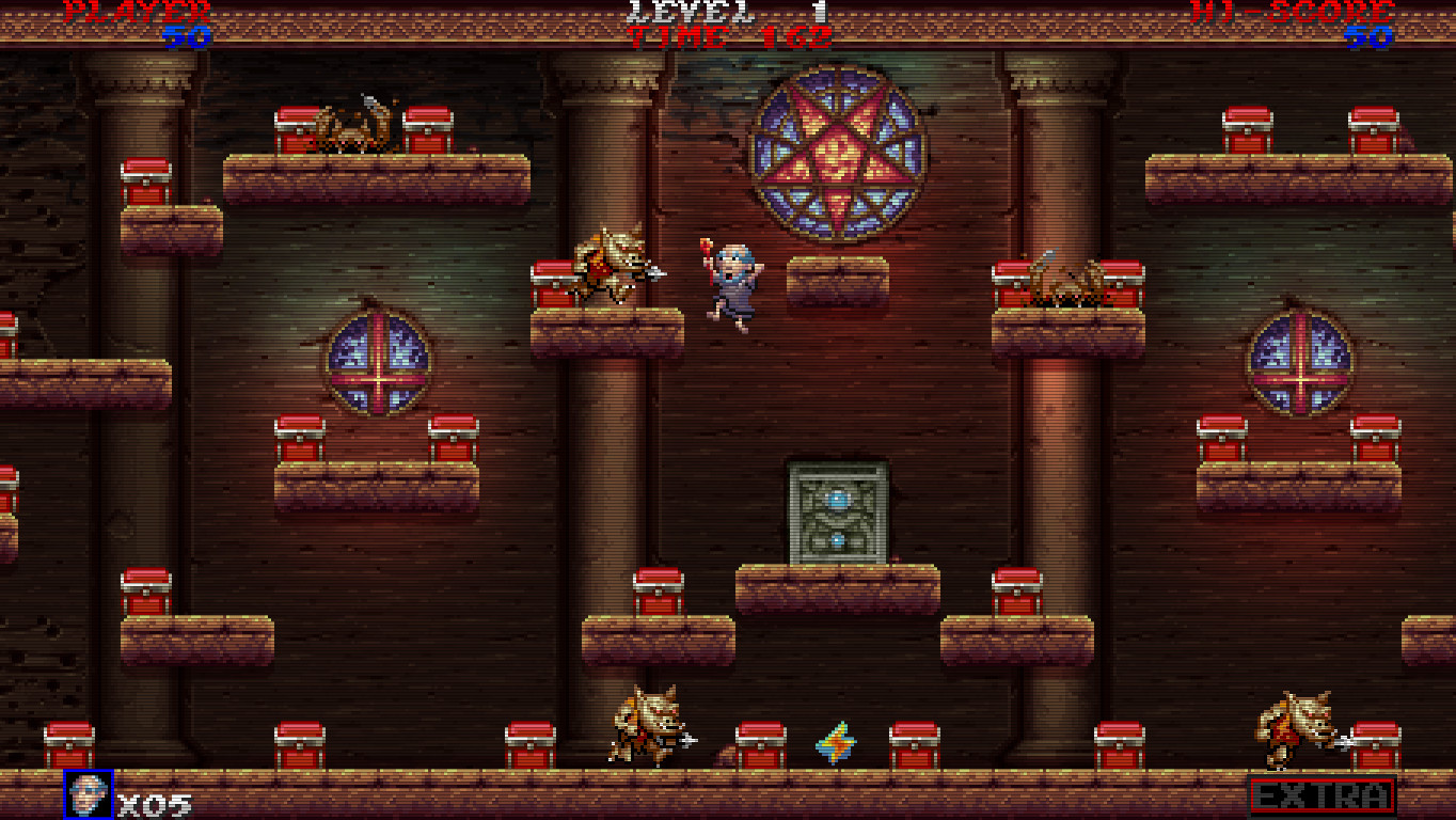 Eternum Ex comes to Switch and PC