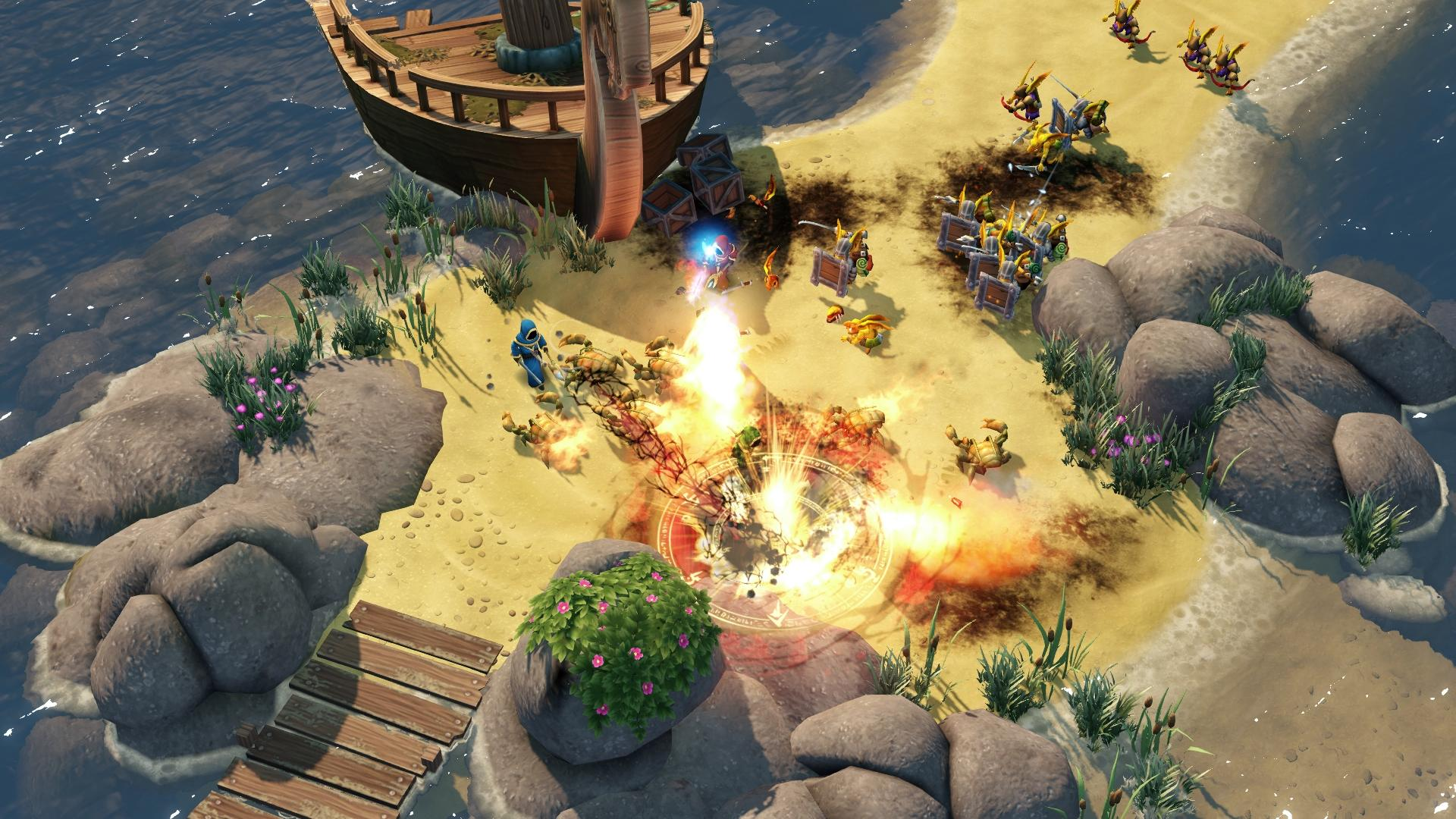 Helldivers / Magicka devs working on third-person online game