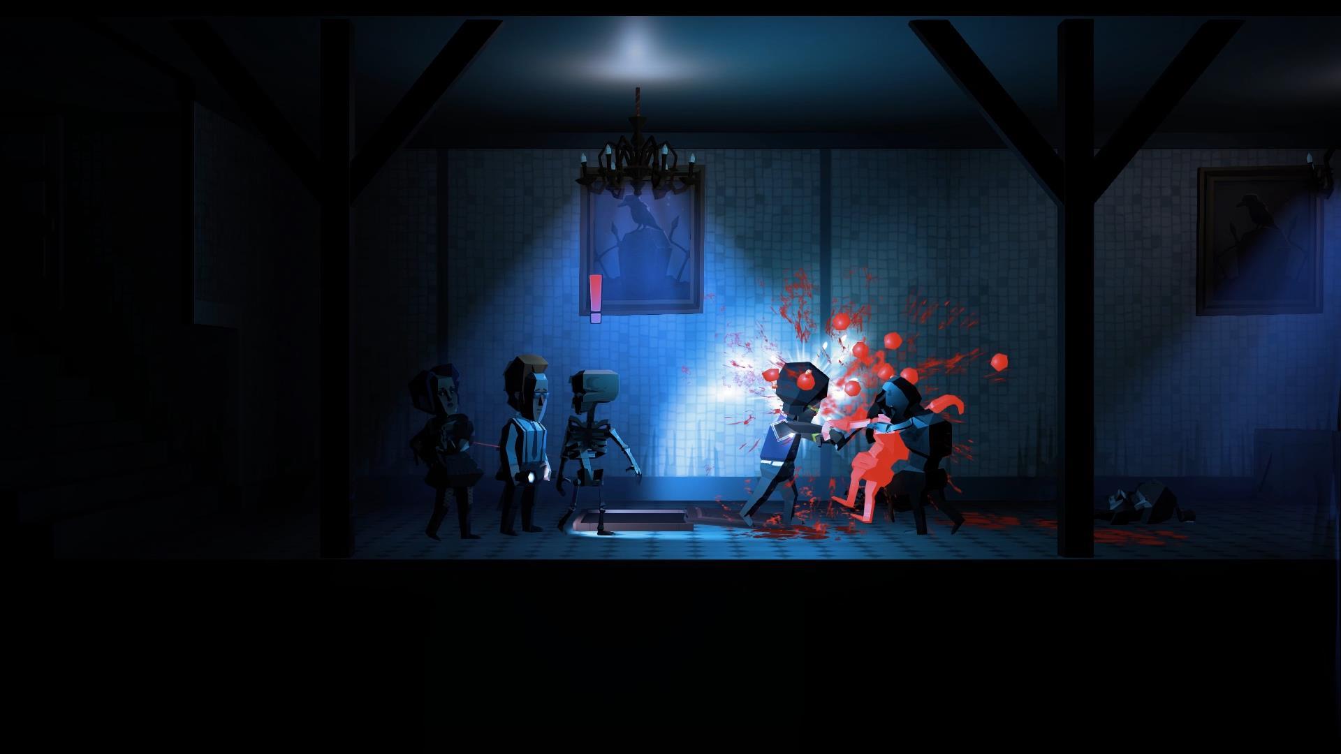 Phantom Halls leaves Steam Early Access