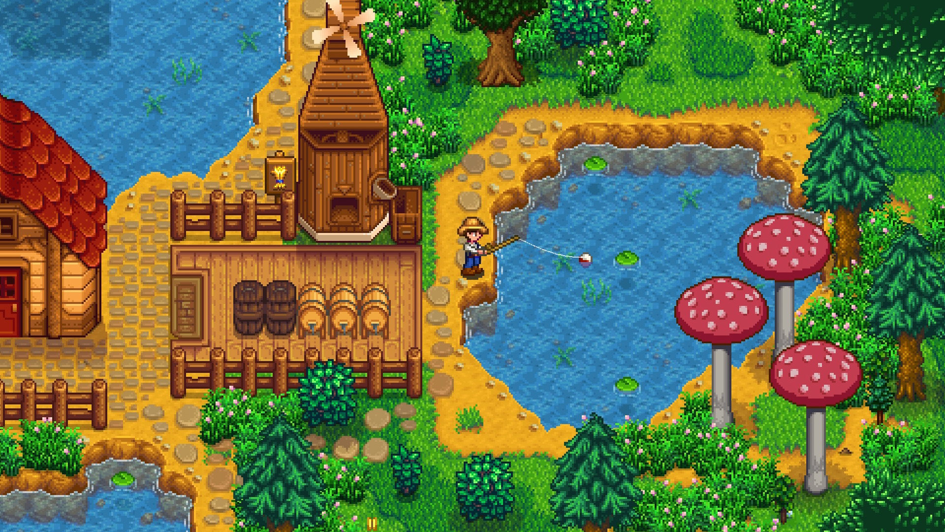 Stardew Valley launching on iOS soon