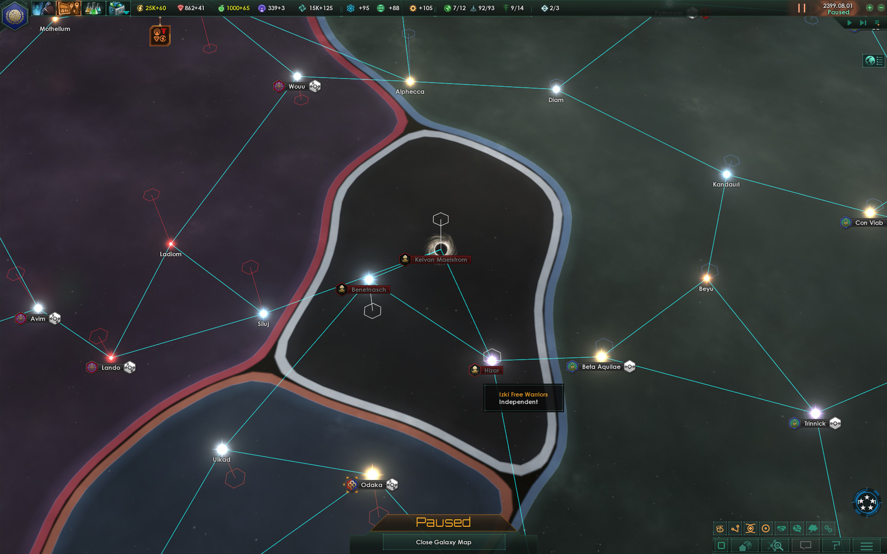 Stellaris: Console Edition coming next year