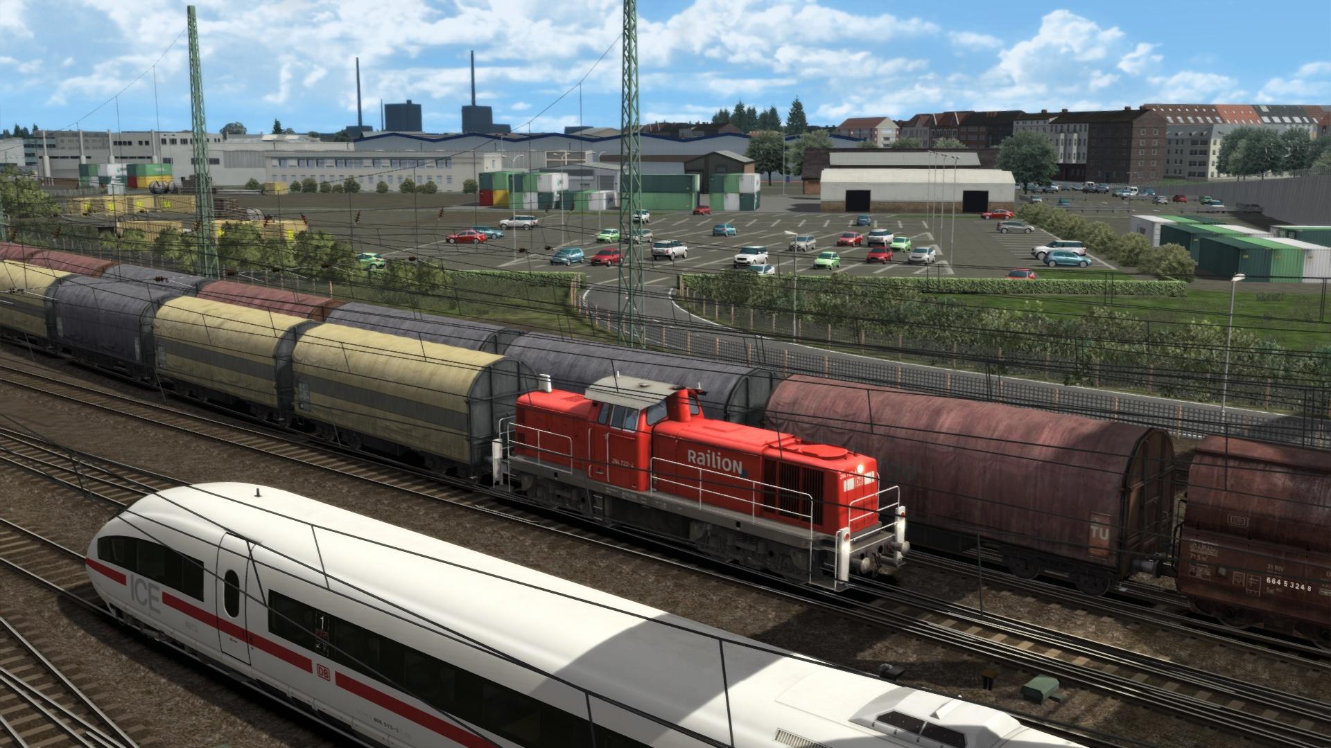 Train Simulator 2019 arrives on Steam