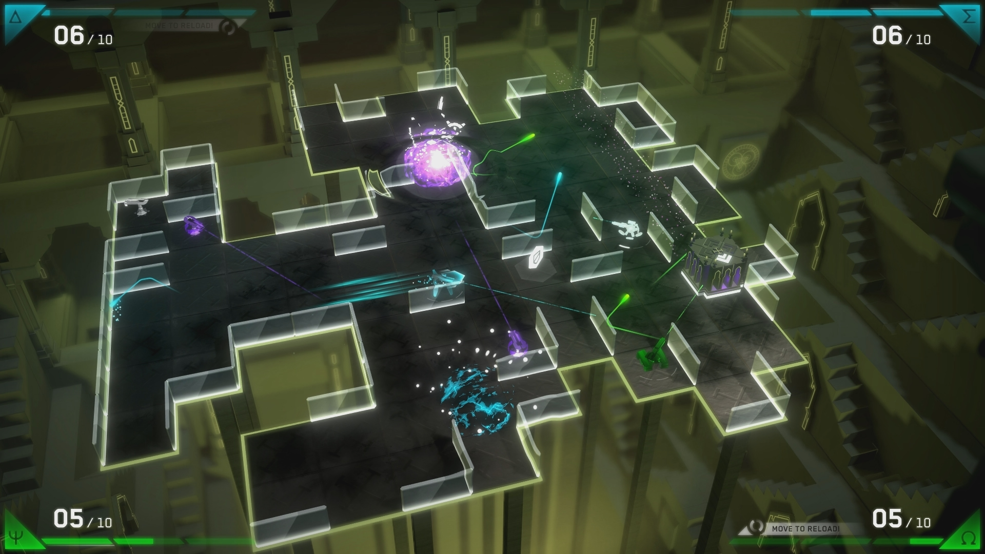 Futuristic brawler Varion launches next month