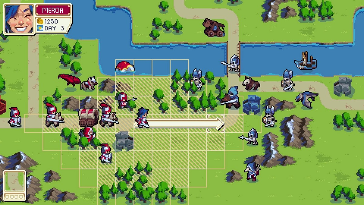 Wargroove lines out future content plans
