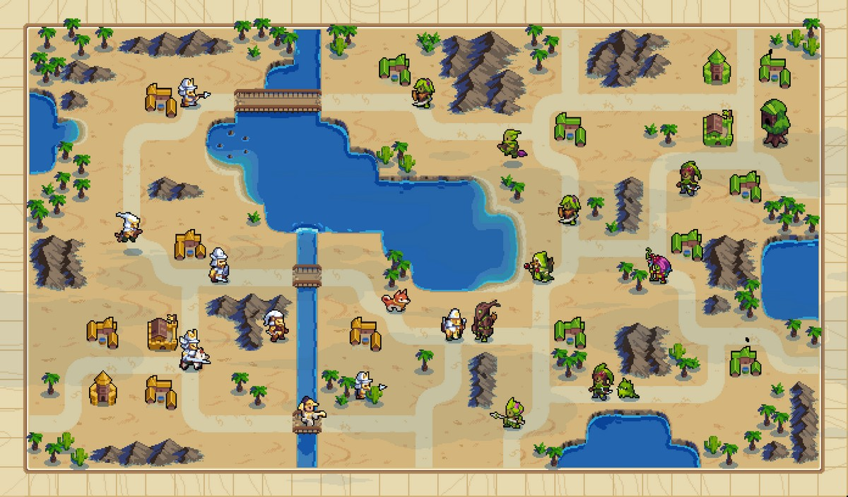 Wargroove local multiplayer