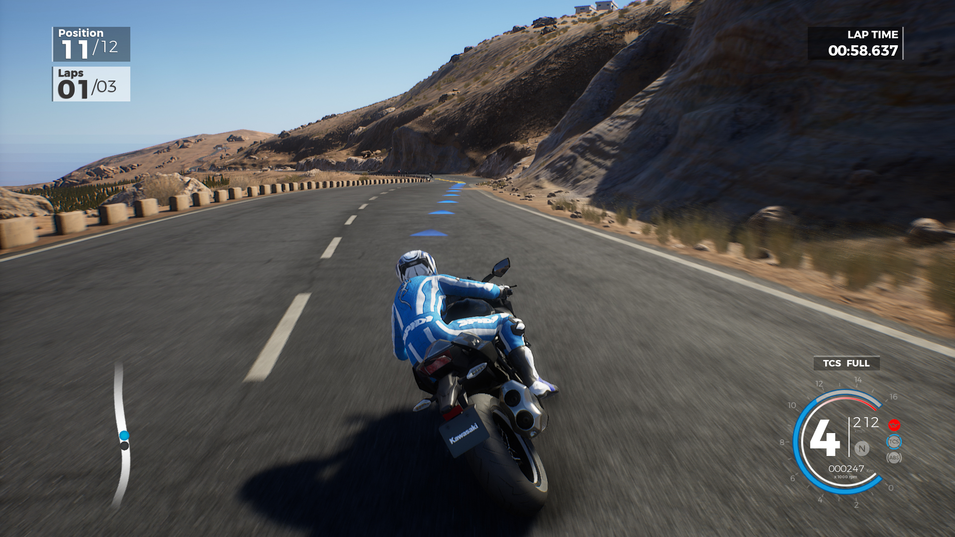 Ride 3 gets new Trailer