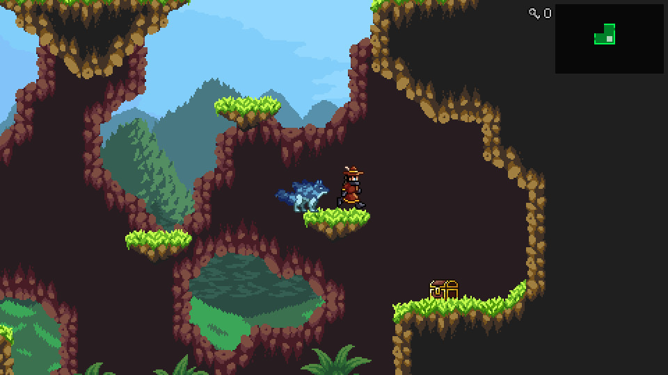 Monster taming metroidvania Monster Sanctuary gets new trailer