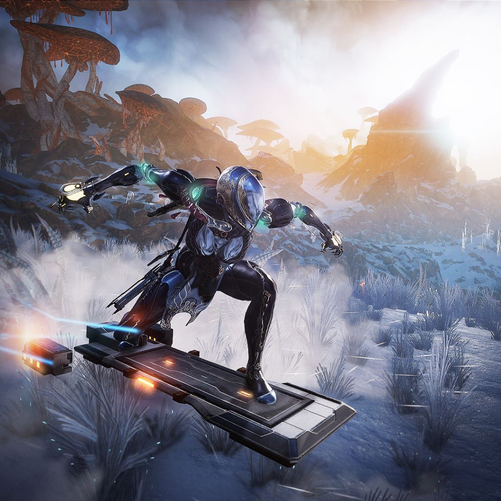 "Warframe ""Fortuna"" expansion coming this week"