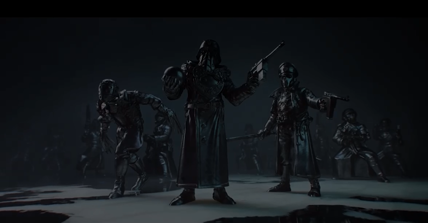 Achtung! Cthulhu Tactics console release announced