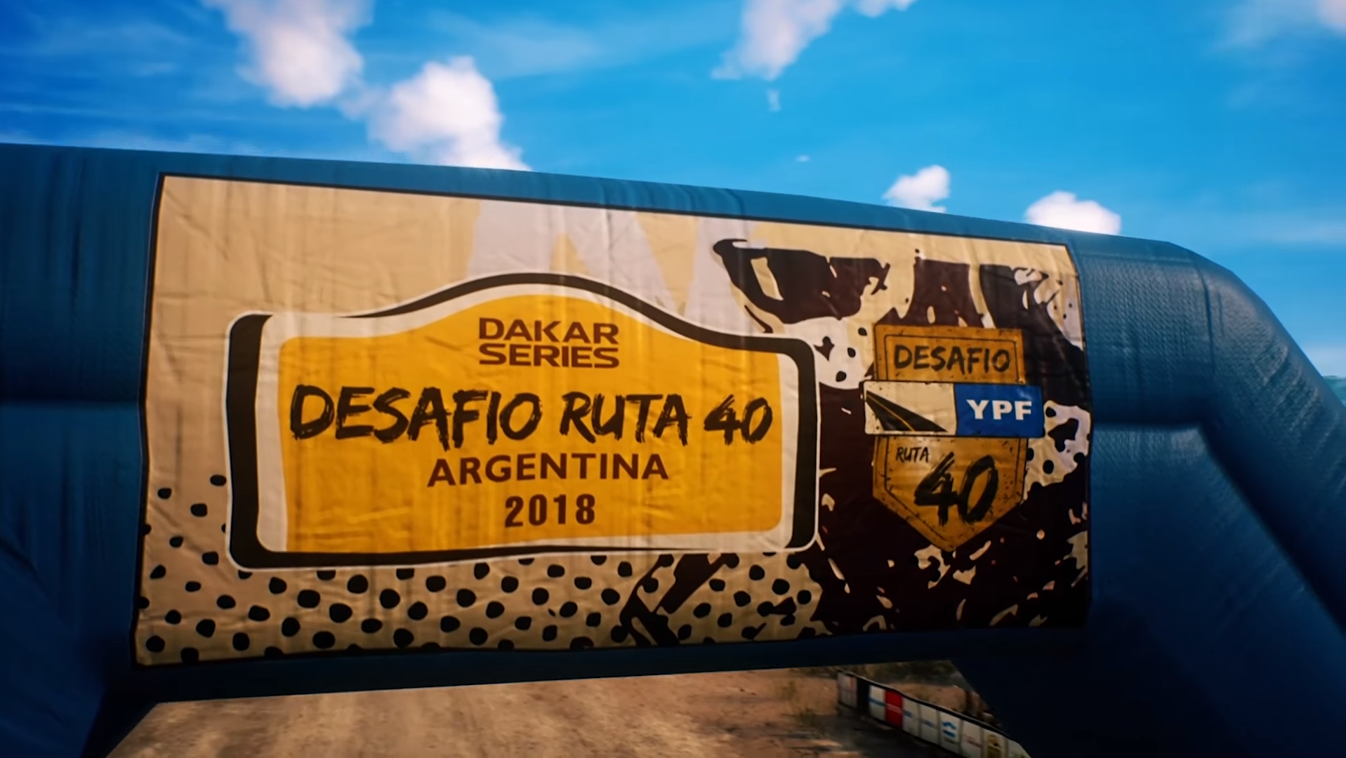 Dakar 18 first DLC pays tribute to series