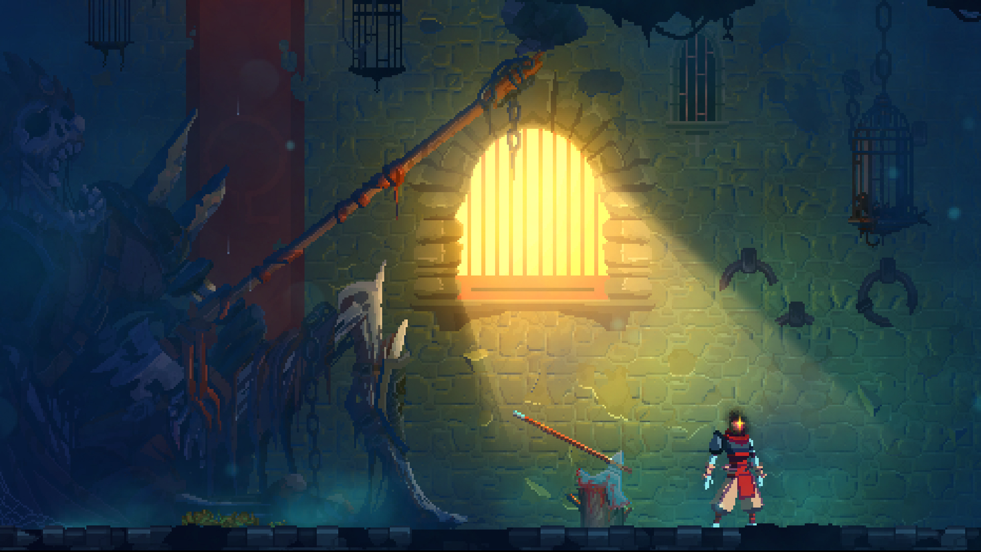 Dead Cells wins best indie game of the year award