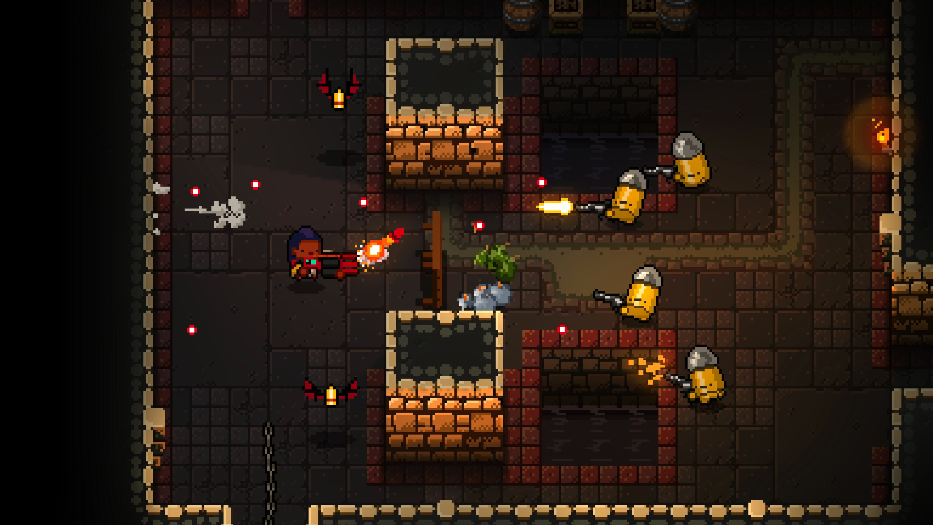 Enter The Gungeon devs cancel expansion in favour of new game