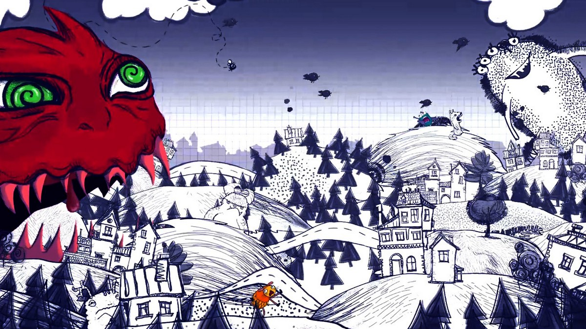 Escape Doodland Review