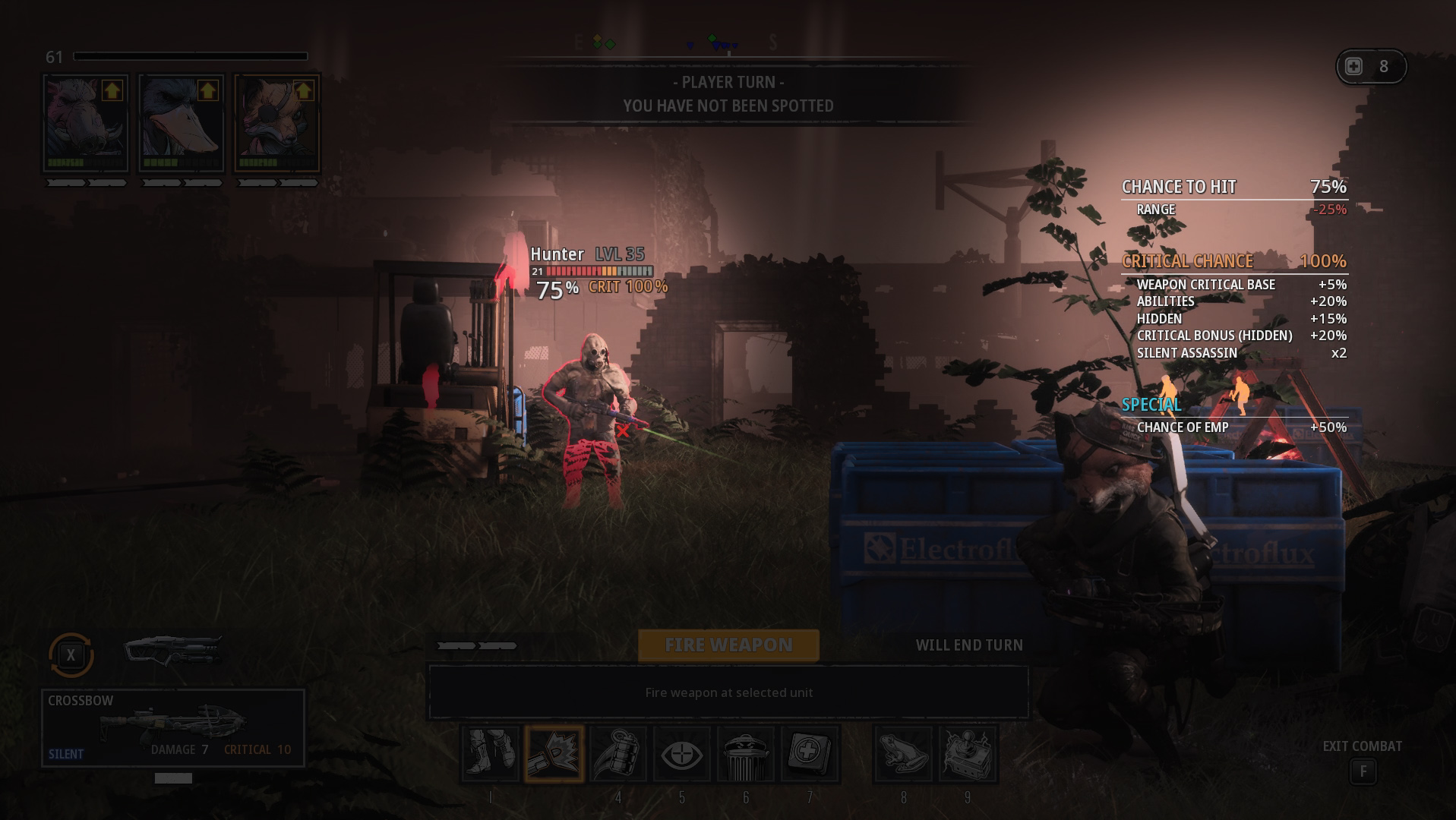 Mutant Year Zero gets new teaser before release