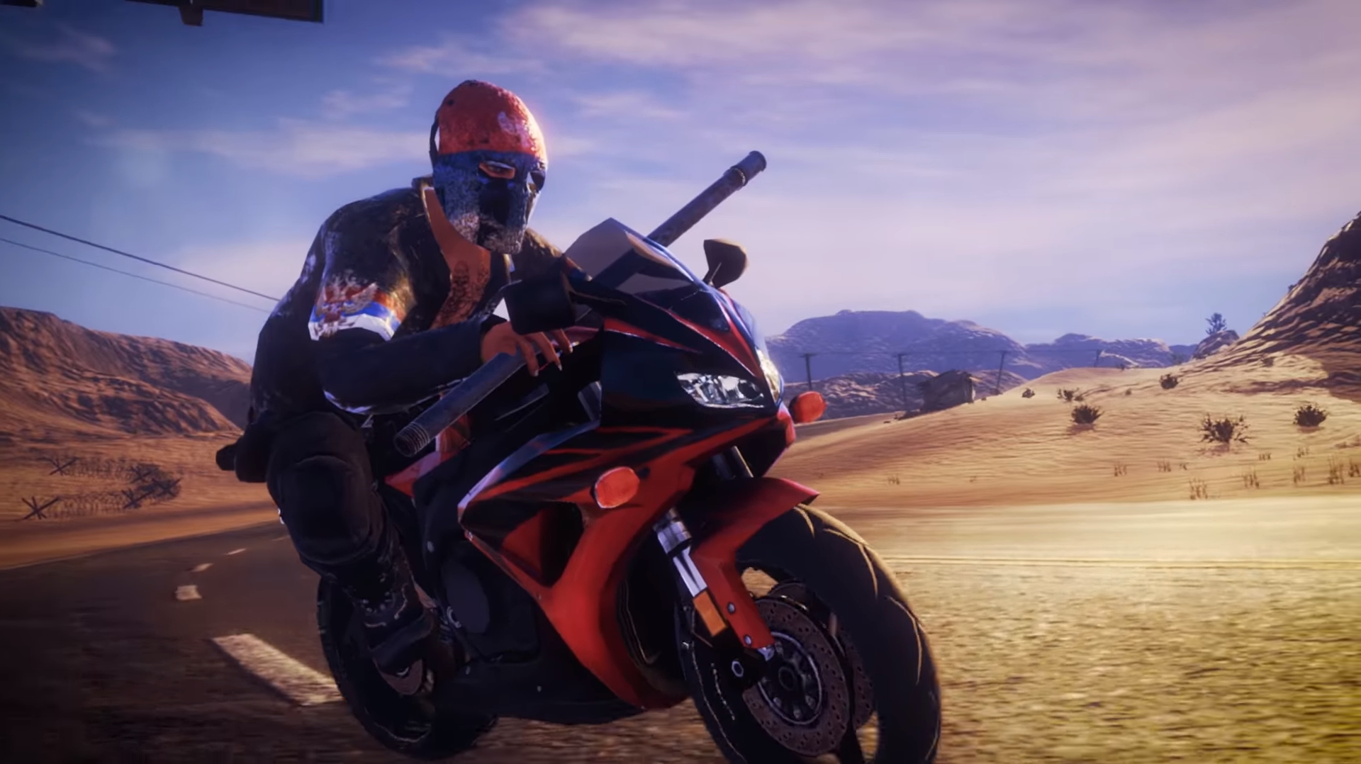 Road Redemption skids onto Switch and PS4