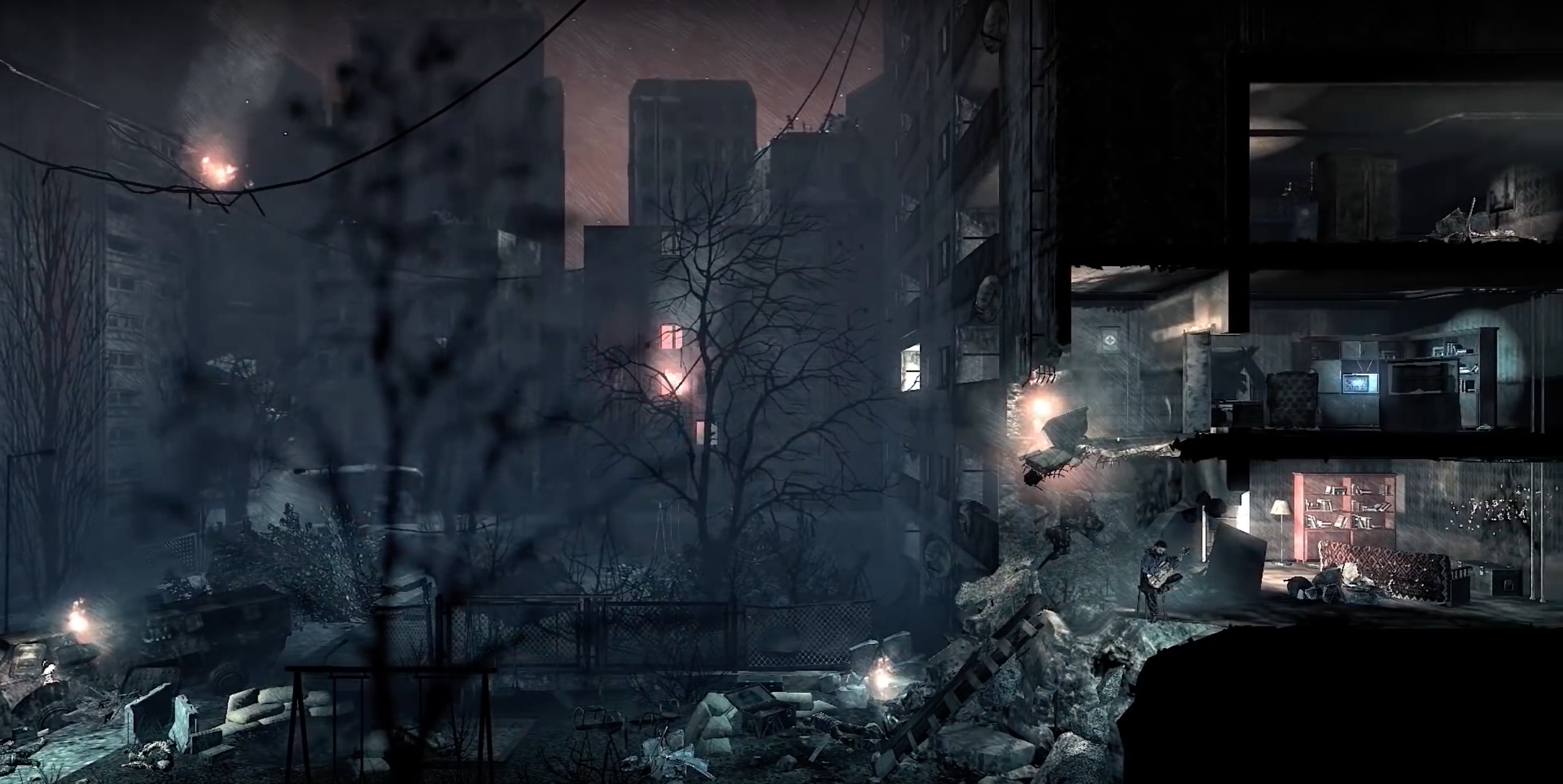 This War of Mine heading to Nintendo Switch