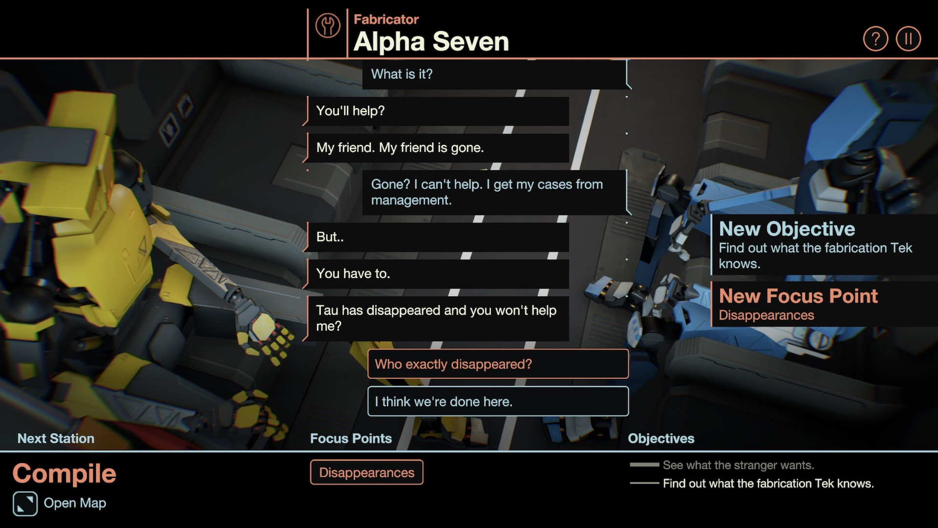 subsurface circular gameplay