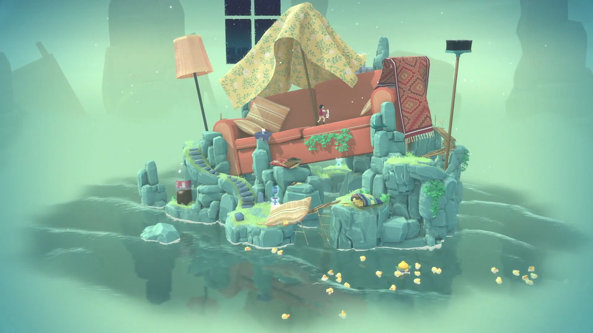 The Gardens Between wanders onto Xbox One