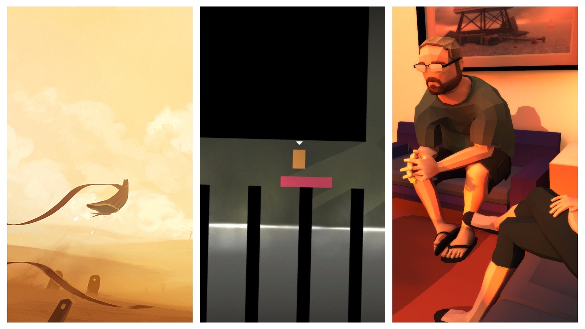 minimalist indie games