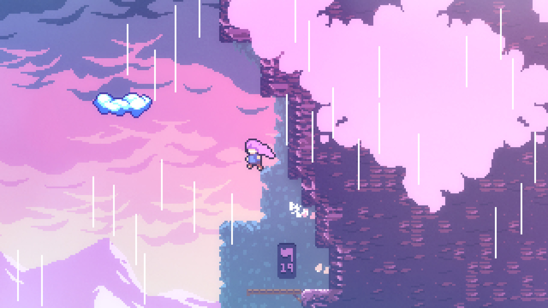 Celeste nominated for Game of the Year