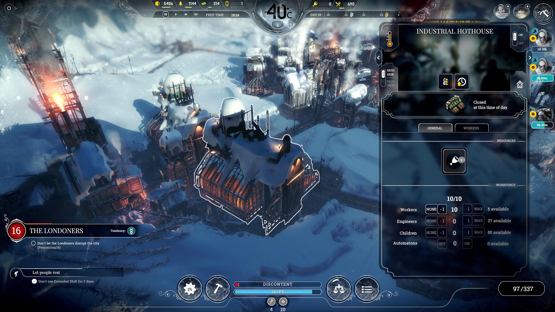 Frostpunk gets huge DLC for free