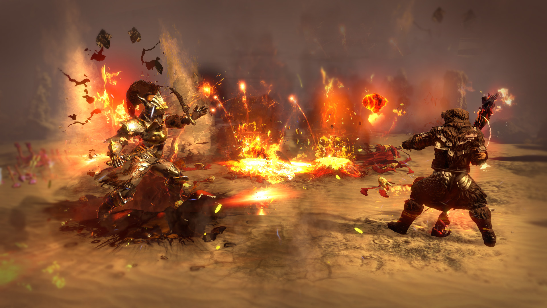 Path of Exile to launch on PS4