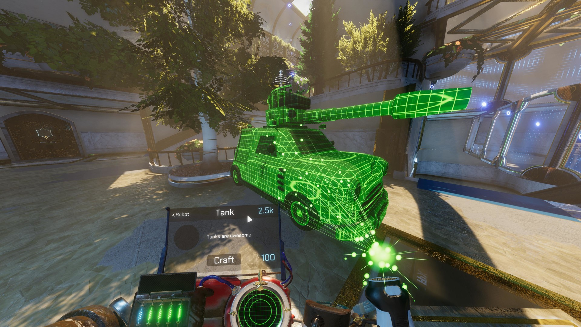 Free FPS-MOBA Nanobotic coming out this month