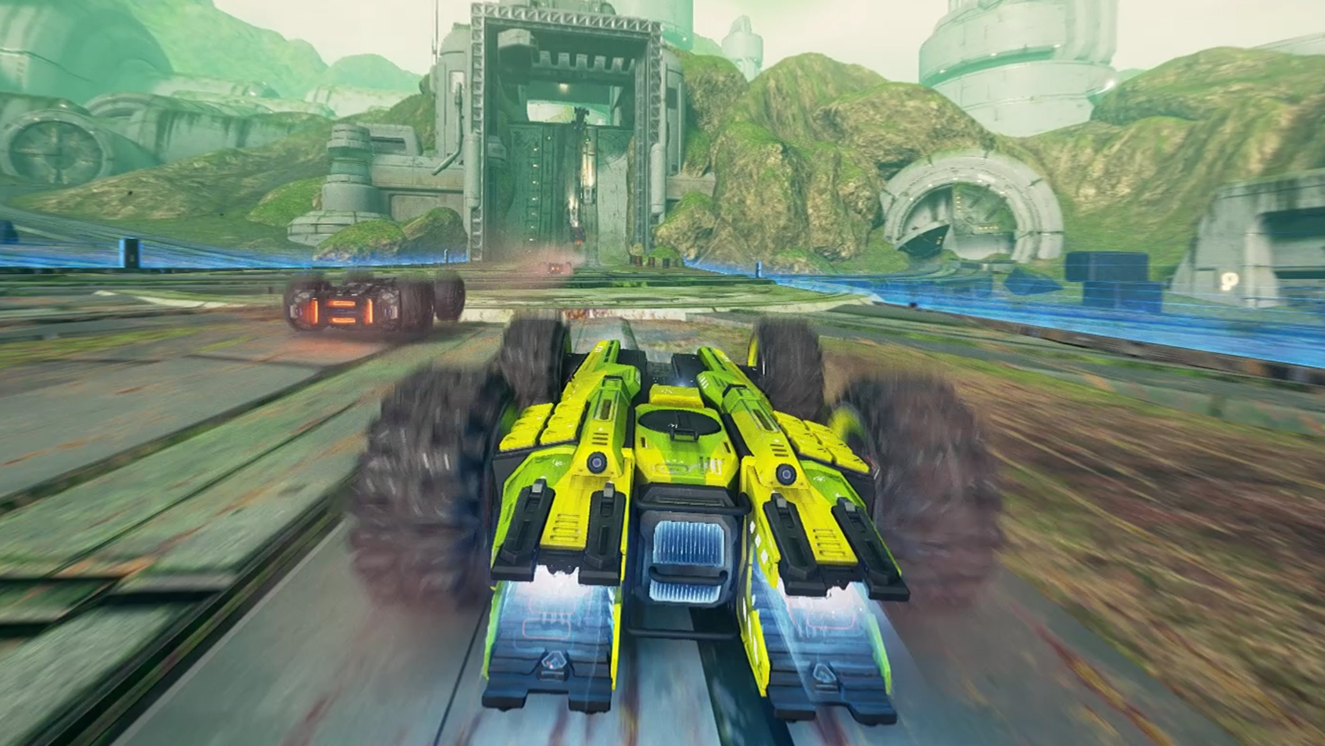GRIP: Combat Racing out now for PC, Xbox and PS4