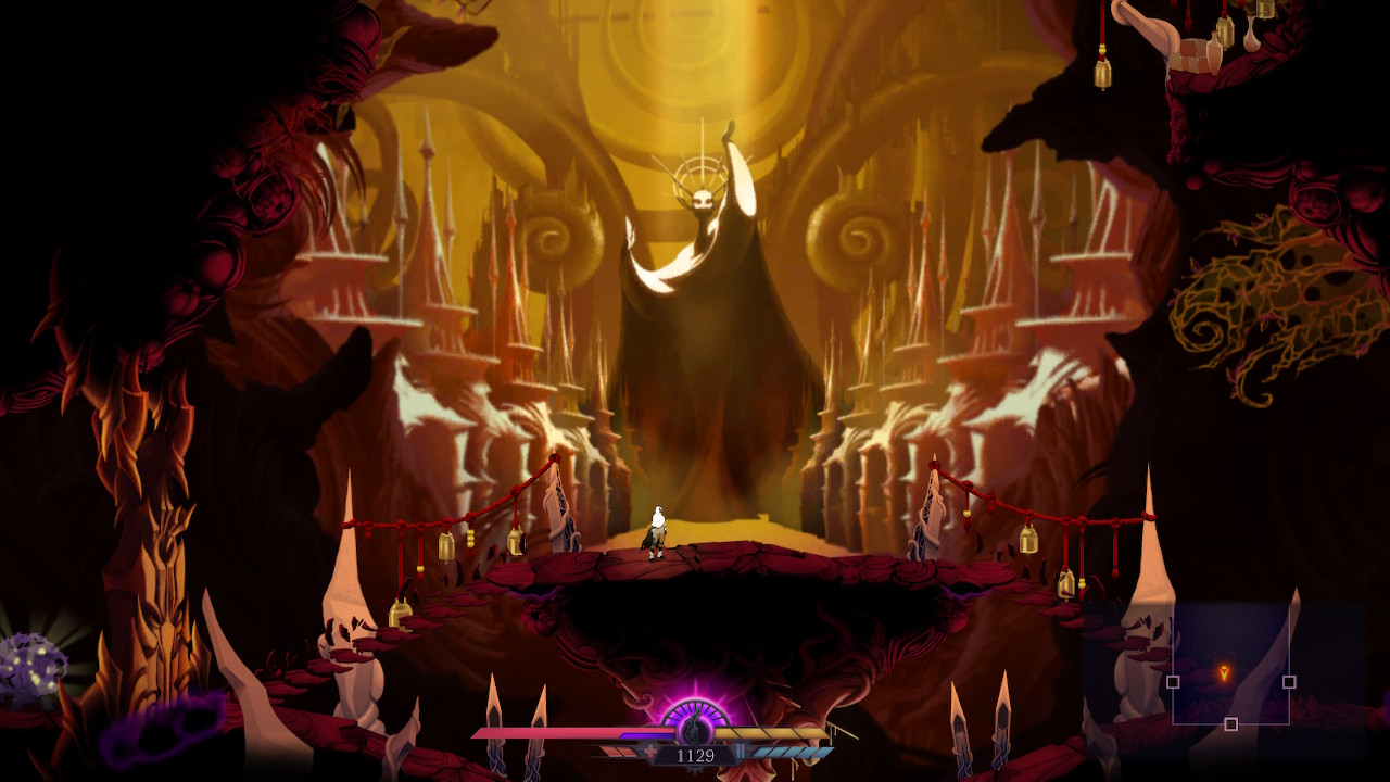 Sundered: Eldritch Edition out on Xbox One and Switch