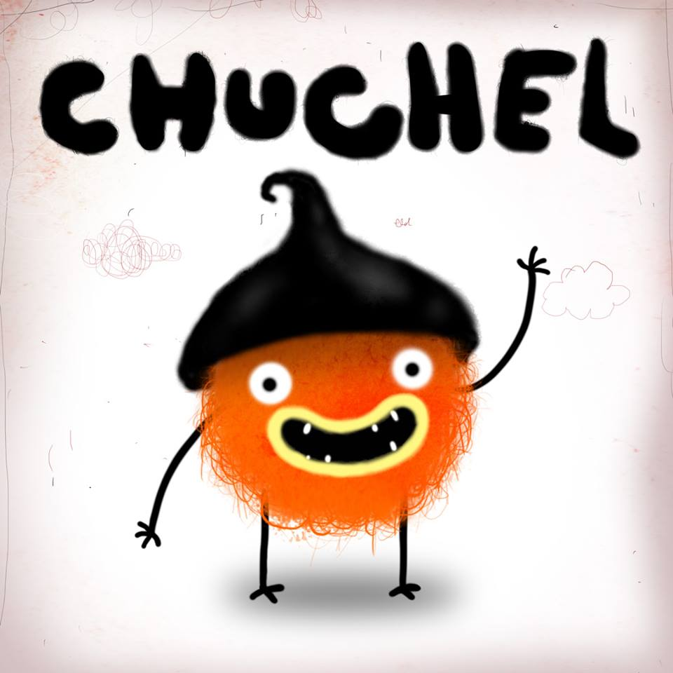 Chuchel has been redesigned to avoid racist association